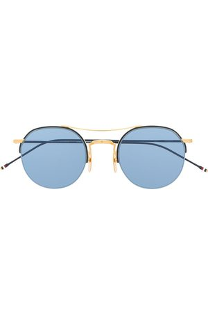 Thom Browne Eyewear Blue