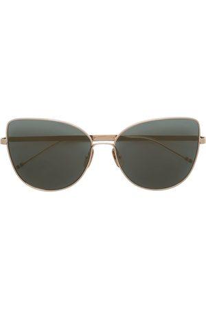 Thom Browne Okulary przeciwsłoneczne - Gold