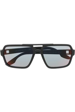 Prada Mężczyzna Okulary przeciwsłoneczne - Black
