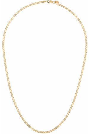Maria Black Naszyjniki - Saffi -plated sterling silver necklace