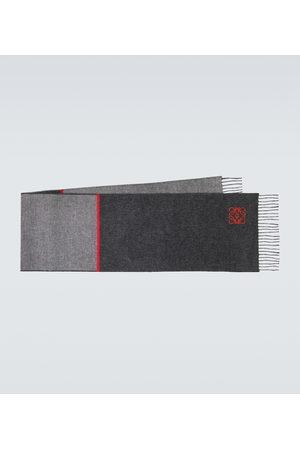 Loewe Szaliki i Chusty - Window wool and cashmere scarf