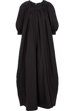CO Kobieta Sukienki maxi - Tton-blend maxi dress