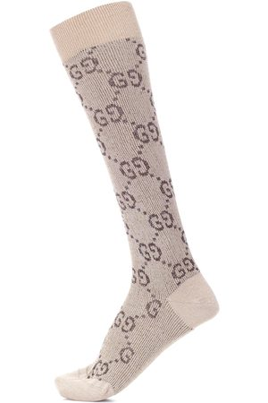 Gucci GG knitted socks