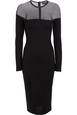 Tom Ford Cashmere and silk sweater dress