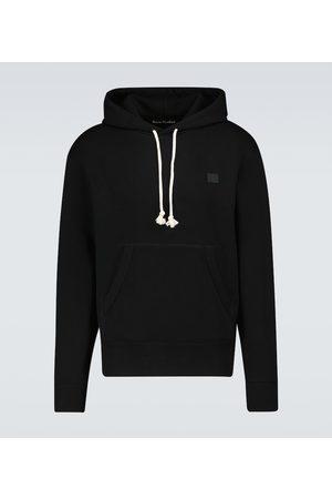 Acne Studios Bluzy z kapturem - Fennis Face hooded sweatshirt