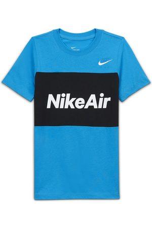 Z krótkim rękawem - Nike NSW Air Tee (CV2211-446)