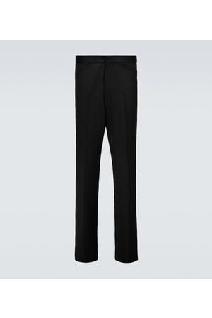 Maison Margiela Spodnie eleganckie - Formal wool pants