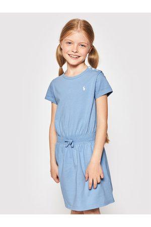 Polo Ralph Lauren Sukienka codzienna Play 312837203006 Regular Fit