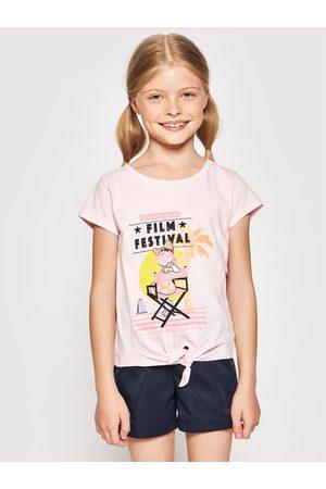 Billieblush T-Shirt U15852 Regular Fit