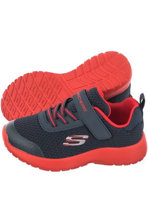 Skechers Obuwie sportowe - Buty Sportowe Dynamight Navy/Red 97770N/NVRD (SK90-a)
