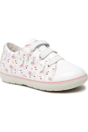 Primigi Dziewczynka Buty casual - Sneakersy - 3373122 S Bco