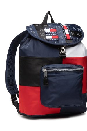 Tommy Jeans Plecak - Tjm Heritage Backpack Corporate AM0AM07512 0GY