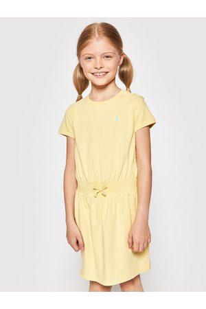 Polo Ralph Lauren Sukienka codzienna Play 312837203008 Regular Fit