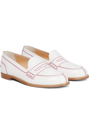 Christian Louboutin Mocalaureat leather loafers