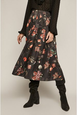 MEDICINE Kobieta Spódnice z nadrukiem - Spódnica Glitch