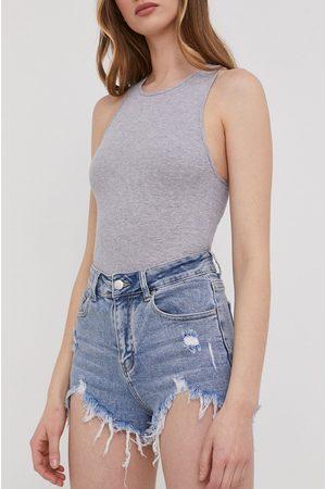 ANSWEAR Kobieta Szorty - Szorty jeansowe