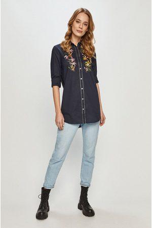 Desigual Kobieta Koszule - Koszula bawełniana