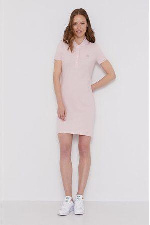 Lacoste Kobieta Sukienki dopasowane - EF5473