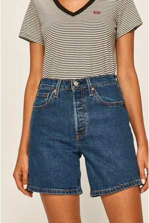 Levi's Kobieta Szorty - Szorty jeansowe 501