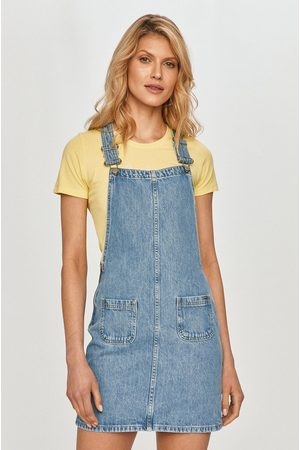 Pepe Jeans Kobieta Sukienki - Sukienka jeansowa