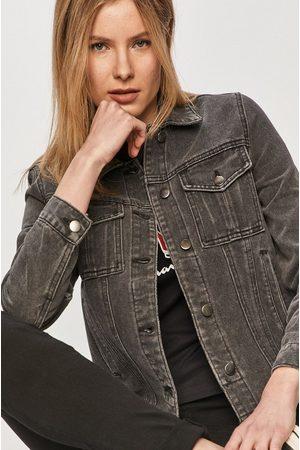 VILA Kobieta Kurtki jeansowe - Kurtka jeansowa
