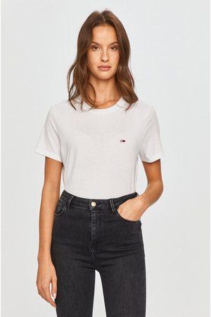 Tommy Hilfiger Kobieta Z krótkim rękawem - T-shirt