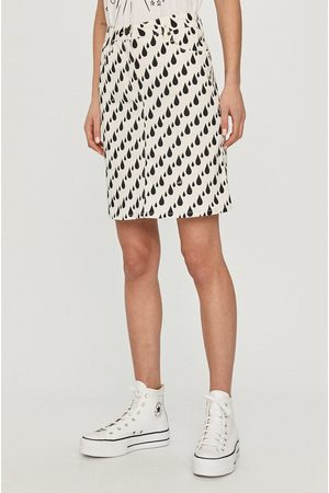 Love Moschino Kobieta Spódnice z nadrukiem - Spódnica