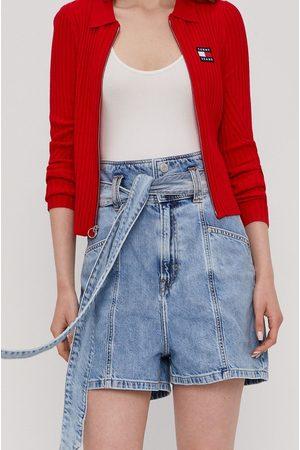 Tommy Jeans Szorty jeansowe