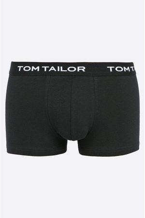 Tom Tailor Mężczyzna Bokserki - Denim - Bokserki (3-pack)