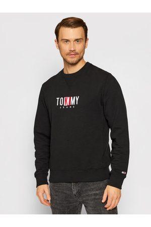 Tommy Hilfiger Mężczyzna Bluzy sportowe - Bluza Tjm Timeless Crew 2 DM0DM10207 Relaxed Fit
