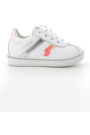 Primigi Sneakersy - Buty zamszowe dziecięce