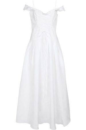 BROCK COLLECTION Tamiko cotton-blend maxi dress