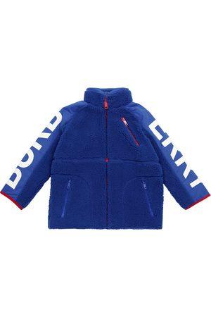 Burberry Chłopiec Kurtki - Logo fleece jacket