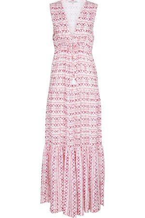 Heidi Klein Kobieta Sukienki z nadrukiem - Penida printed maxi dress