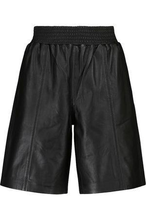 Frame Gym leather shorts