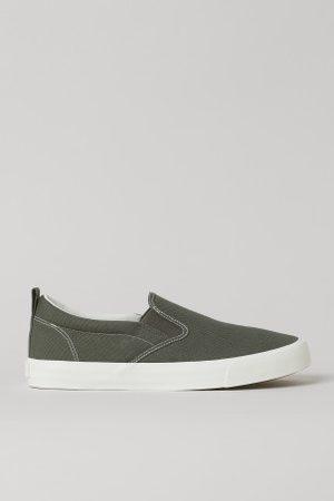 H&M Wsuwane buty sportowe