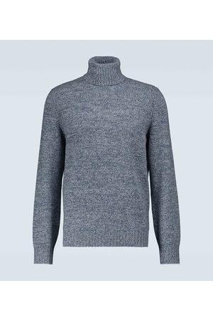 Brunello Cucinelli Wool and cashmere turtleneck sweater