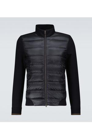 HERNO Nylon Ultralight bomber jacket