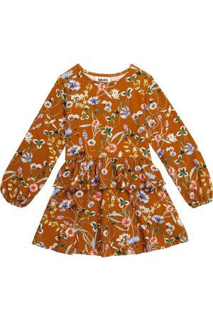 Molo Christabelle floral stretch-cotton dress