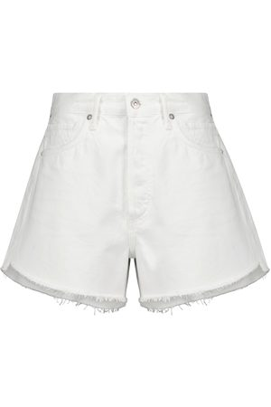 Citizens of Humanity Marlow high-rise denim shorts