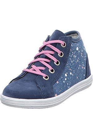 Däumling Damskie buty Jade Derbys, - Niebieskie dżinsy turino - 38 EU