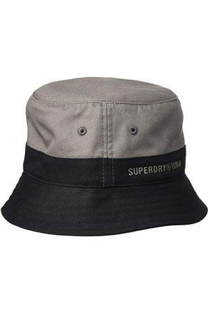 Superdry Mężczyzna Kapelusze - Męska czapka Gwp Bucket Hat