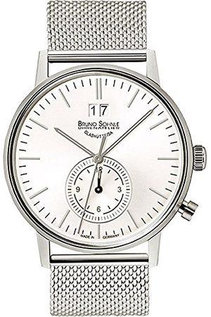 Soehnle Bruno Söhnle męski analogowy zegarek kwarcowy z bransoletką ze stali szlachetnej 17-13180-240