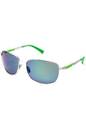 Zero Rh Zerorh+ Mens RH920S02 okulary przeciwsłoneczne, srebrne, 61 17 130
