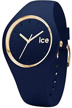 Ice-Watch Kobieta Zegarki - Ice Glam Forest Twilitght - zegarek damski z silikonowym paskiem Pasek Small
