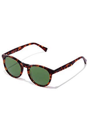 Hawkers Unisex Green Bel-AIR X okulary przeciwsłoneczne, TR18 UV400, Carey, 47