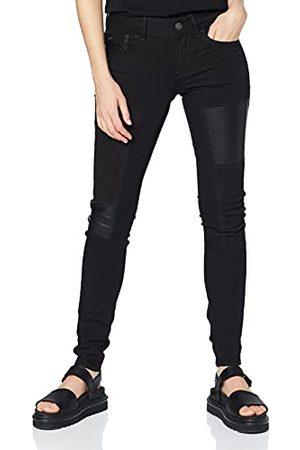 G-Star Lynn Mid Waist Skinny Restored jeansy damskie