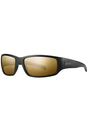 Smith Mężczyzna Okulary przeciwsłoneczne - Męskie okulary Prospect/N V8 Dl5 61, czarne (Matt Black/Gold Sp)