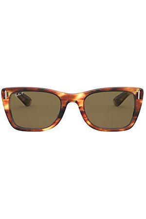 Ray-Ban Okulary przeciwsłoneczne - Unisex RB2248 okulary przeciwsłoneczne, Havana, 52