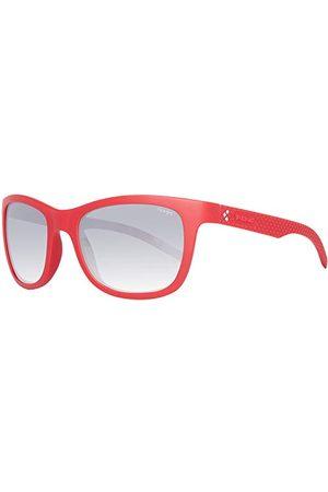 Polaroid Mężczyzna Okulary przeciwsłoneczne - Męskie okulary przeciwsłoneczne Pld 7008/N Jb Lnm 54, czerwone (Red/Greyilmir)